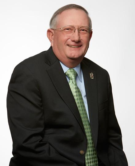 Portrait of David J. Jones