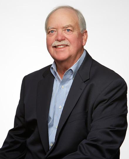 Portrait of Keith L. Swisher