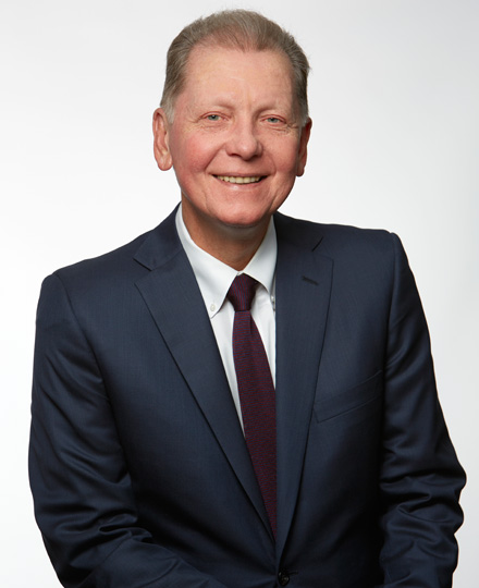 Portrait of Micheal Hern